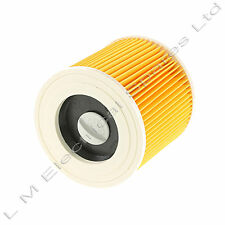 Wet & Dry Cartridge Filter For Karcher WD2.200 WD3.500 Hoover Vacuum Cleaner