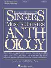 """THE SINGER'S MUSICAL THEATRE ANTHOLOGY"" VOLUME 3-SOPRANO VOCAL MUSIC BOOK NEW!!"