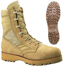 NEW Belleville 220 US Military Army Desert Tan Hot Weather Safety Toe Boots 6 W