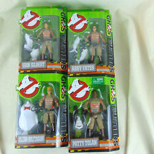 Ghostbusters 2016 Full Set Complete 4 Piece Action Figure Lot by Mattel New