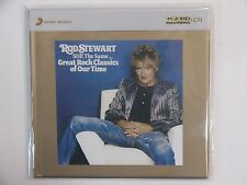 Rod Stewart Still The Same Great Rock Classics K2HD CD Japan Limit No. below 50