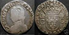 Charles VIIII Teston 1513 [n°3696]