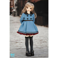 NEW Volks HTD kyoto 11 Limited Super Dollfie Outfit / Mini Retro Coat Set
