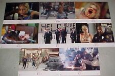 Dawn of the Dead 2004 horror lobby card set 8 Zack Snyder