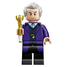 LEGO Dr. Who The Twelfth Doctor with Sonic Screwdriver brand new
