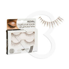 Royal Natural Look False Eyelashes Style 118