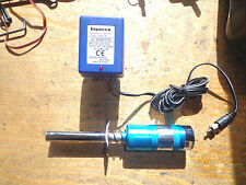 GLOW PLUG POWER SUPPLY WITH 240 VOLT CHARGER
