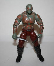 MARVEL LEGENDS GUARDIANS OF THE GALAXY MOVIE 2013 INFINITE SERIES DRAX loose