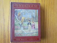 My Bookhouse The Magic Garden Vintage Childrens Book Red Edition 1928