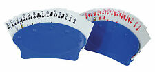 Two Playing Card Holder's - Card Game Aid, Card Stands - Arthritis/Dexterity