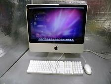 "Apple iMac 20"" A1224 Intel Core 2 Duo 2.0Ghz 2GB RAM 250GB  Mid 2007 imac7,1"