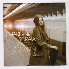 (FY702) Charlene Soraia, The Space Between Us - 2014 DJ CD
