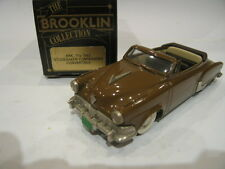 1/43 BROOKLIN 17 STUDEBAKER COMMANDER CONVERTIBLE 1952
