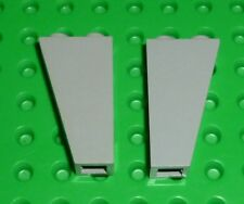 LEGO - LIGHT GREY - SLOPE INVERTED, 75% 1 x 2 x 3 - x 2 (2449) SV66