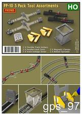 HO - Proses PP-10 - Track Tool Set (All you need to lay your Track)  - New