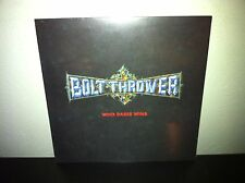 BOLT THROWER WHO DARES WINS LP