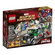 LEGO Super Heroes Doc Ock Truck Heist (76015)