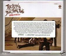 (A421) Joe Lean & The Jing Jang Jong, Where Do .- DJ CD