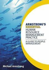 Armstrong's Essential Human Resource Management Practice : A Guide to People...