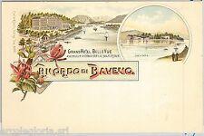 55726 -- CARTOLINA d'Epoca - LAGO MAGGIORE:  Baveno  - BELLA!