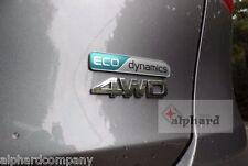 OEM Eco Dynamics 4WD Emblem Trunk Lid Rear Emblem 1pcs for 2016 2017 KIA SORENTO