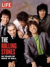 Life:The Rolling Stones by The Editors of LIFE Magazine Hardcover Book (English)