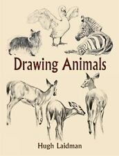Drawing Animals by Hugh Laidman (2003, Paperback)