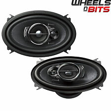 "Nuovissimo Pioneer ts-a4633i 6"" x 4"" 3-way Custom Fit ALTOPARLANTI AUDIO PER AUTO 200w"