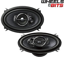 "Brand NEW Pioneer TS-A4633i 6"" x 4"" 3-Way Custom Fit Car Audio Speakers 200W"