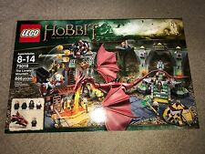 Lego The Hobbit 79018 The Lonely Mountain - NEW in Box - Retired Set - LOTR