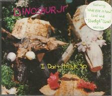 Dinosaur Jr - I Don't Think So CD single