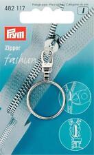 Prym Fashion-Zipper Reißverschluß - Zipper Ring silber  482117