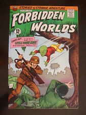 Forbidden Worlds #144 VG+ Little Green Man