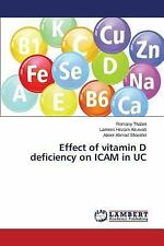 Effect of Vitamin d Deficiency on Icam in Uc by Hezam Alruwaili Lamees,...