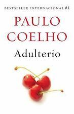 Adulterio by Paulo Coelho (2015, Paperback)