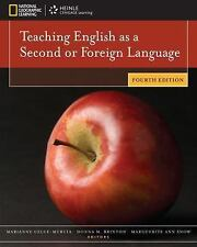 Teaching English as a Second or Foreign Language, 4th edition