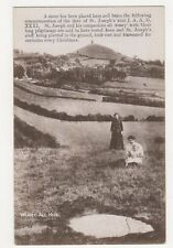 Weary All Hill, Somerset Postcard, M021