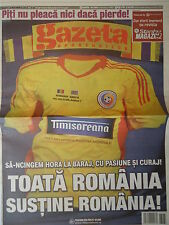 Gazeta LS 19.11.2013 Romania Romania-Greece Grecia