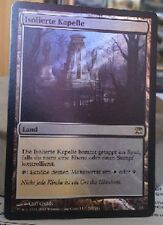 FOIL isolata cappella/Isolated Chapel-Innistrad-tedesco (NEAR-MINT +)