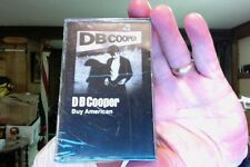DB Cooper- Buy American- 1980- new/sealed cassette tape