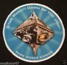 SDCC Comic Con 2012 EXCLUSIVE Star Wars PATCH: Dawn of the Jedi