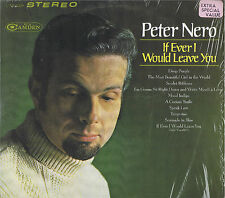 PETER NERO If Ever I Would Leave You Vinyl 33 LP Easy Listening Album EX 1968