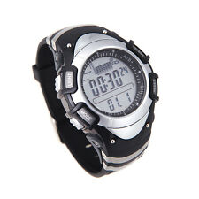 NEW Sunroad Digital Fishing Barometer Altimeter Thermometer Waterproof Watch