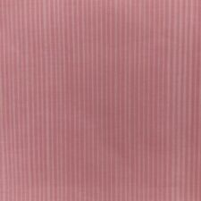 Vintage Waverly Fabric Harmony Points East Pink Pin Stripe Chintz 3 1/2 yd x 55