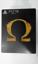 PS3 SONY PLAYSTATION 3 GOD OF WAR : ASCENSION STEELBOX - SONY -
