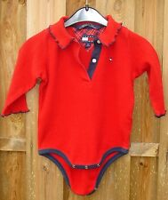 Body TOMMY HILFIGER taille 3/6 mois