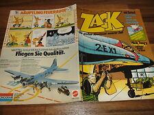 ZACK  Nr. 9 vom 21.4.1977 -- tolles Geburtstag-Geschenk / MICK TANGY+GENTLEMEN