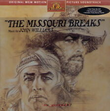 The Missouri Breaks  - OST [1976] | John Williams | Deluxe Edition CD NEU