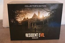 Resident Evil 7  Collector's Edition XBOX ONE - NEW - READY TO SEND !!!