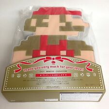 Dot Mario Cushion Limited for Platinum Member of Club Nintendo Japan